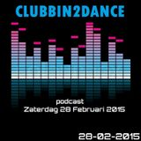 Allard Eesinge - Clubbin2Dance (28-02-2015)