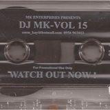 DJ MK - Volume 15 side b (1999)