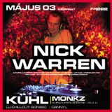 Nick Warren: Live From Pacha Bar, Budapest 2003