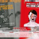 Presentación 'Mercancía del horror' y 'Sobrevivir al paraíso' en Traficantes de Sueños (2016-02-28)