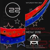 Alexander Orue - MDW 2018 - 22 Sessions