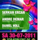 André Demar  30.07.2011  FEIERSCHWEINE@S38/Koblenz