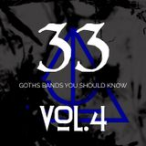 Gothic Rock Radio Show EP14 - 33 GOTHS BANDS YOU SHOULD KNOW VOL.4  (Saturday 15/10/16)