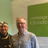 Ian Parry interview in 2018 on Cambridge 105 Science