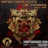 MTG Exclusive Mixed By Inf3ctious Kutz & JB Thomas For The Linda B Breakbeat Show On 96.9 allfm!