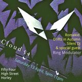Ring Modulator Set - Cloud 54 - 13/04/19 @ Fifty Four, Horley
