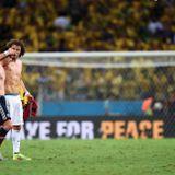 Brasil 2 Colombia 1 (GOLES Y ULTIMOS MINUTOS)