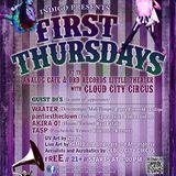 Indigo Presents: First Thursdays, 8.01.2013