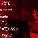 RAVE EMOTIONS RADIO SHOW (13RaVeR) - 7.03.2018. Maria Goetz Guest Mix @ RAVE EMOTIONS