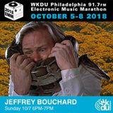 Jeffrey Bouchard - 2018 WKDU Electronic Music Marathon
