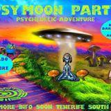 Dark Psyrate (a.k.a. Pálmester) - Psymoon Party Forest Set @ Cuevas De La Ricasa 2017-10-28
