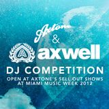 Axtone Presents Competition Mix - DJ MiXX
