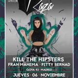Haz Deporte, Kill The Hipsters - 4 Noviembre - Vicious Radio