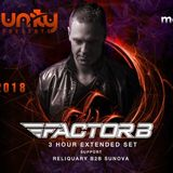 Factor B Live @ Unity @ Wildpitch, Atlanta USA 03-03-2018