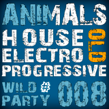 Animals UA - Wild Party #008 [Back to the Past]