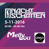 Melly Lou @ Nachtschatten UNSA Club Schweinfurt [DE] (2016-11-05)