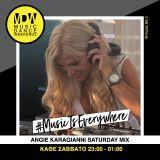 23:00 - 01:00 : NON STOP MUSIC MIX - ANGIE KARAGIANNI [24-03-20]