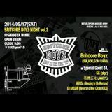 2014.5.17 Britcore Boyz Night Vol.2 再現? MIX - DJ USK(Britcore Boyz)