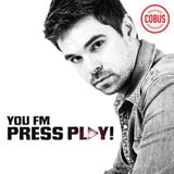 """Cobus """"Press Play"""" Radio Show from January 30th 2016 @ You FM"""