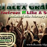 DJ Alex Graffs - Albatraoz Is Like A Star (SenSatioN Mix February 2015)