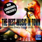 The Egotripper @ The Best Music in Town on I-Turn Radio (Minimix)