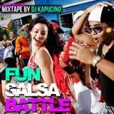 Dj Kapucino - Fun Salsa Battle Mixtape