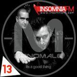 Mario Conte & Fabio Spzz-Menopolandia EP.13 On InsomniaFM