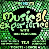 Love And Happiness Presents - Musical Experience - Royal Star London 05 November 2016