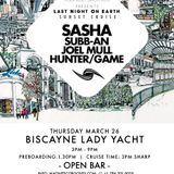 Sasha - Presents Last Night On Earth 001 (Recorded Live @ Last Night On Earth Sunset Cruise, Miami