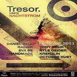 Kyle Geiger @ Tresor Meets Nachtstrom - Tresor Berlin - 15.02.2013