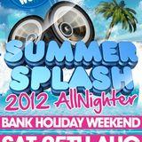 Summer Splash Mix 2012