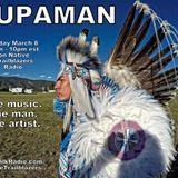 Native American hip hop artist - SUPAMAN