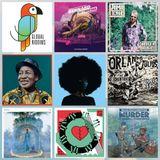 #32: Sudan Archives, Jimi Tenor, Reggae Roast, Acid Arab, Omar Souleyman, Konono N°1, Bombino,Baloji