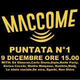 MACCOME PUnTTANA #1 Martedì 09-12-14 Ed Sheeran,Carlo Diana, Diplo,Knife Party, Enrico Cocchi, Madj