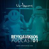Reykjavik606 Podcast 01 - Urbans Magazine