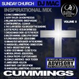 DJ MAC CUMMINGS SUNDAY INSPIRATIONAL CHURCH MIX VOLUME 8