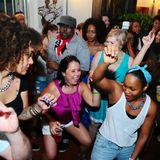 Liming Carnival pt.1 - Dancehall / Soca (2014)