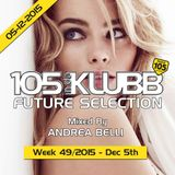 FUTURE SELECTION WEEK 49-2015
