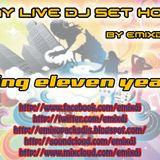 B-day live dj set house mixing By emixdj 2012