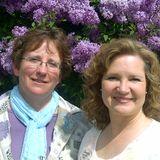 2012.05.19 Carol Wilcock & Gaylene Kerr - segment 2