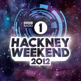 Magnetic Man - Hackney Weekend, UK - 23.06.2012