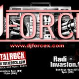 The DJ Force X Show - Episode #38