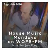 WQFS-FM's House Music Mondays: The Labor Day Edition