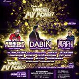 DJ PandaBinah - Live @ Where's My Money - 2016-06-12