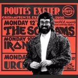 Exeter's Vanished Rock Venues - with Dave Treharne recalling 1985 and DevonAir Radio #12  (8-8-19)