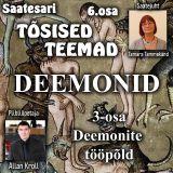 Tõsised teemad 6.osa - DEEMONID 3
