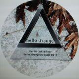 berlin cocktail bar - hello strange podcast #217