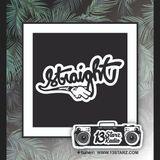 Straight Sound Live Mix on #13StarzRadio
