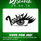 LASHIZ - Nectar Nightclub's DEEJAY SEARCH