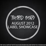 Twisted Beats - August 2012 - Label Showcase